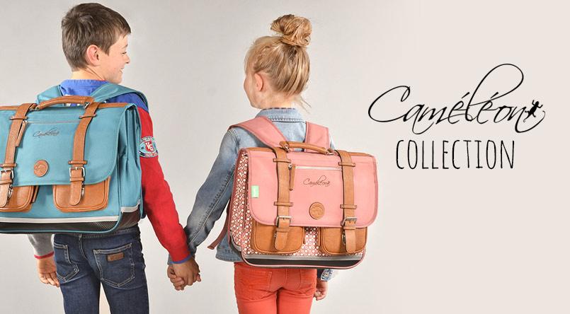 schoolbags cameleon