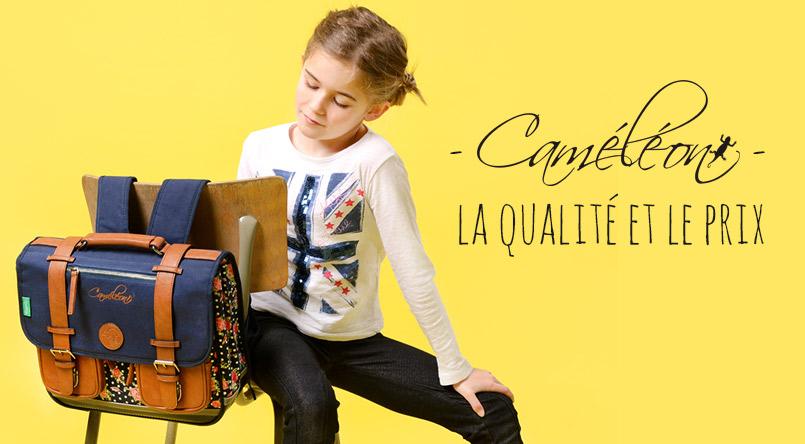 cartable cameleon
