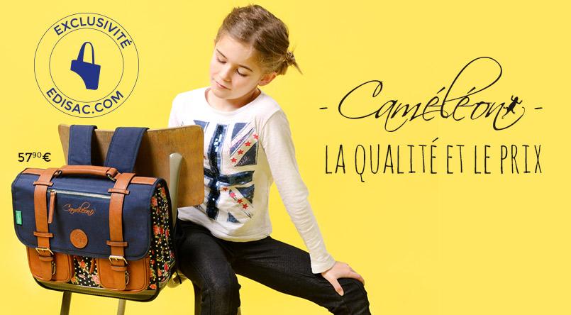 cartable cameleon qualite et prix