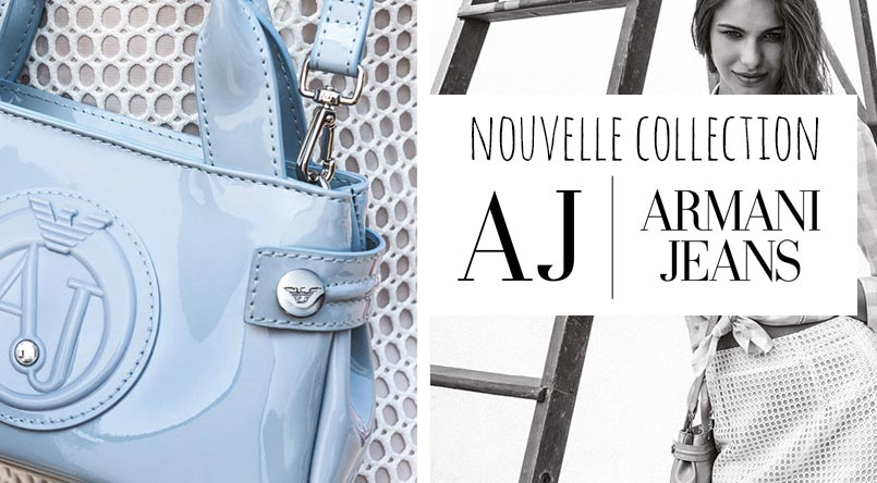 sac armani jeans nouvelle collection