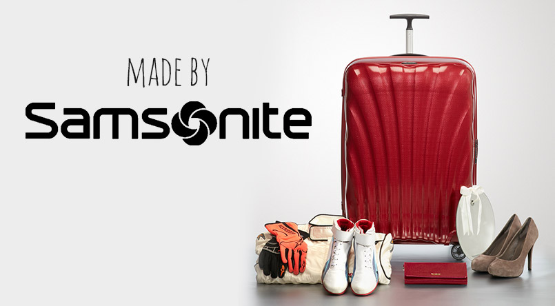 valises samsonite