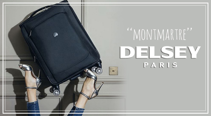 bagages delsey