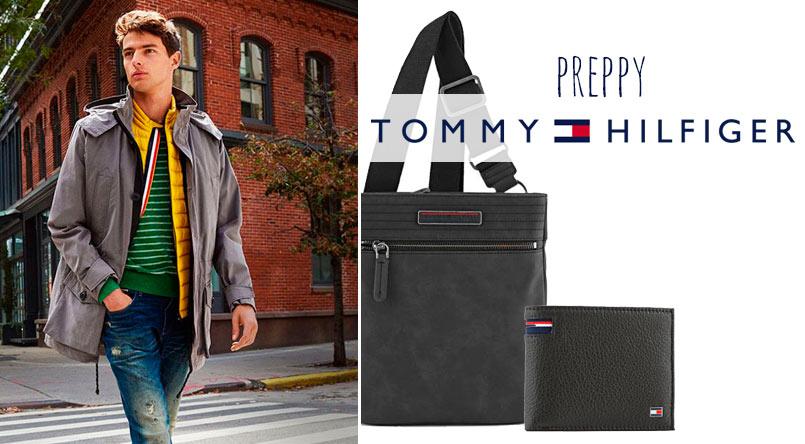 tommy hilfiger sac et pochette homme