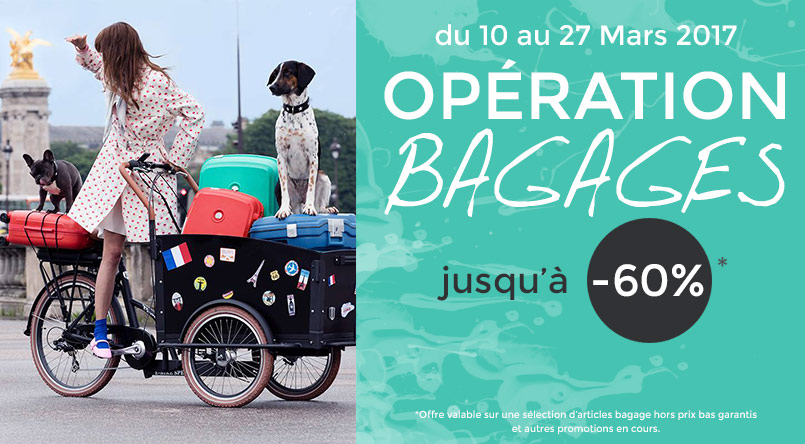 promotions bagages