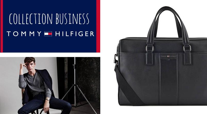 sac business tommy hilfiger