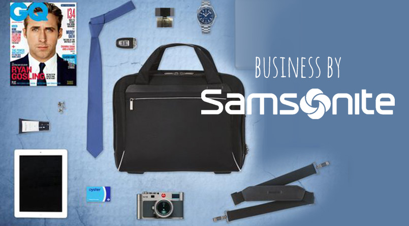 sacs business samsonite