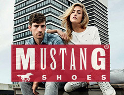 chaussures boots mustang